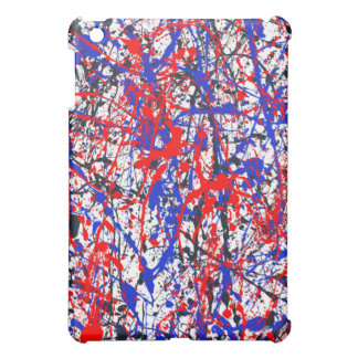 Paint Splatter Abstract Art Case For The iPad Mini