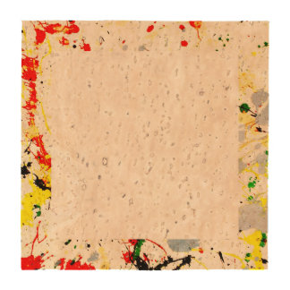 Paint Splatter Background (1) Coasters