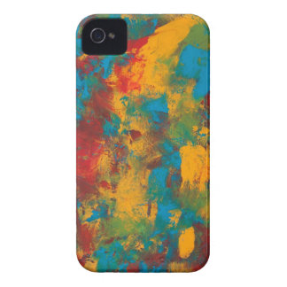 Paint Splatter Case iPhone 4 Cover