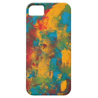 Paint Splatter Case iPhone 5 Cover