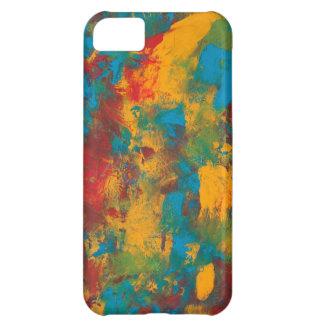 Paint Splatter Case iPhone 5C Cover