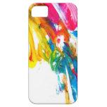 paint splatter color colors class brush stroke pap iPhone 5/5S case