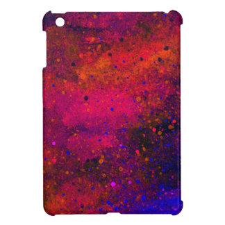 Paint Splatter iPad Mini Cover