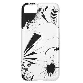 paint splatter iPhone 5C cover