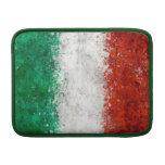 Paint Splatter Italian Flag Sleeve For MacBook Air