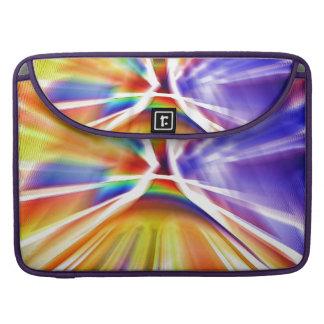 Paint Splatter Sleeve For MacBooks