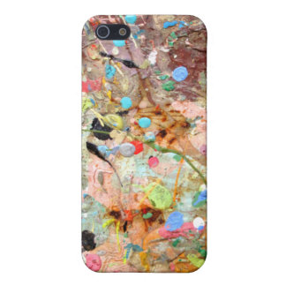 Paint Splattered!! iPhone case Cover For iPhone 5