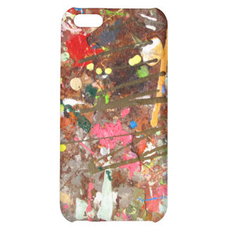 Paint Splattered!! iPhone case iPhone 5C Covers