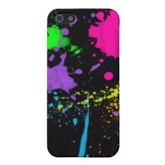 Paint Splatters iPhone 4 Case