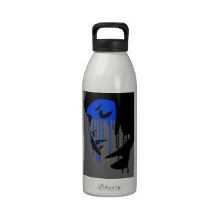 Paint Tears - Design by Dominic Water Bottle
