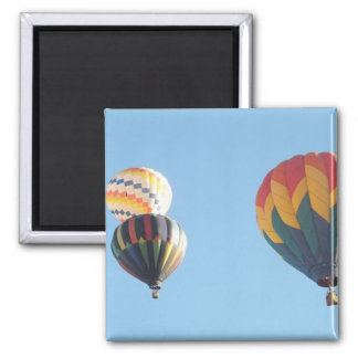 Paint the Sky 2 Inch Square Magnet