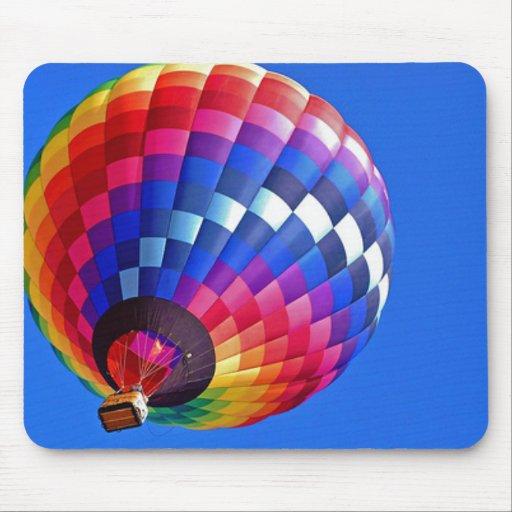 Paint the sky rainbow mousepads