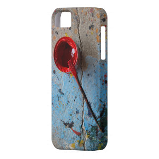 Paint the Town Red iPhone SE/5/5s Case