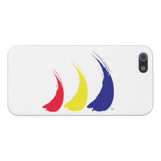 Paint-The-Wind Splashy Sails iPhone SE/5/5s Cover