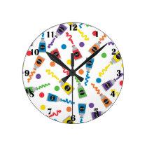 Paint Tube Clock