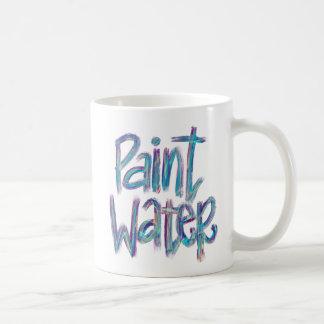Paint Water | Artist Gift | Mug