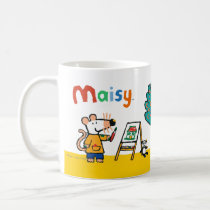 Paint with Maisy! Coffee Mug