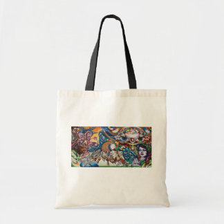 Paint Your Faith Tote Tote Bags