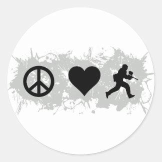 Paintball 1 sticker