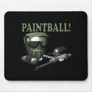 Paintball 2 mouse pad
