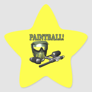 Paintball 2 sticker