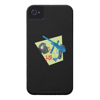Paintball 3 carcasa para iPhone 4 de Case-Mate