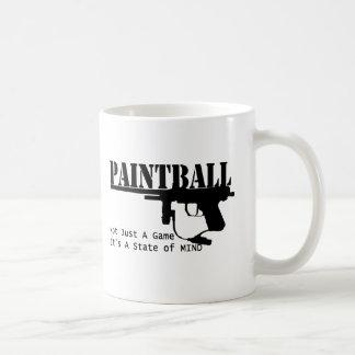 Paintball/A state of mind Coffee Mug