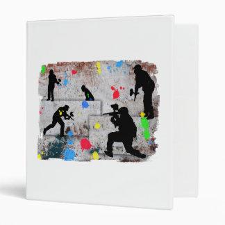 Paintball Battle Binder