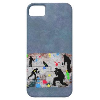 Paintball Battle iPhone 5 Case
