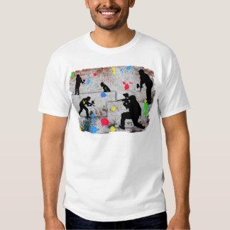 Paintball Battle Shirt
