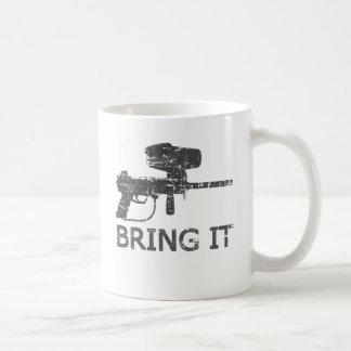 Paintball Bring it Coffee Mug