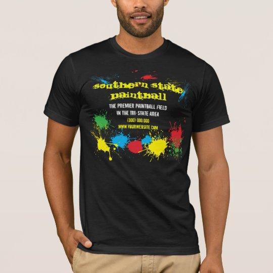 Paintball Business Shirt