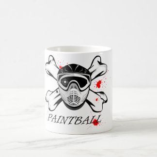 Paintball Coffee Mug