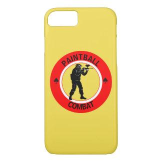 Paintball Combat iPhone 8/7 Case
