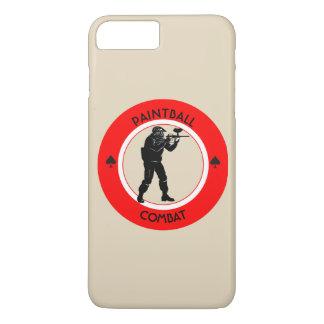 Paintball Combat iPhone 8 Plus/7 Plus Case
