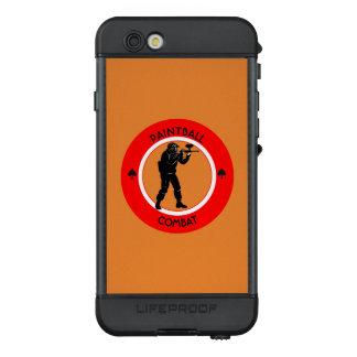 Paintball Combat LifeProof NÜÜD iPhone 6s Case
