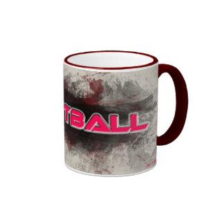 """Paintball"" en la Urban Style Taza De Café"