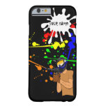 Paintball Enthusiast Barely There iPhone 6 Case