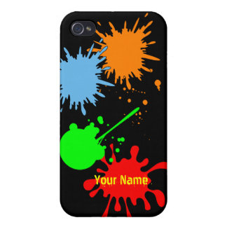 Paintball Enthusiast iPhone 4/4S Cover