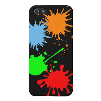 Paintball Enthusiast iPhone SE/5/5s Case