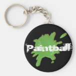 PAINTBALL FANATIC KEYCHAINS