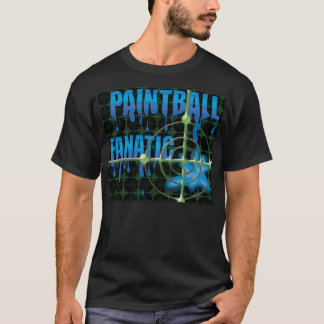 Paintball Fanatic T-Shirt