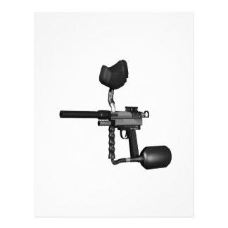 Paintball Gun 2 Flyers