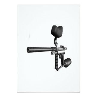 Paintball Gun 4 Card