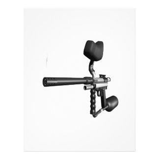 Paintball Gun 4 Flyer Design