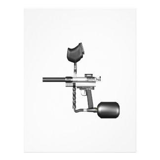 Paintball Gun Flyers