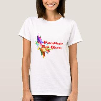 Paintball Hot Shot! T-Shirt