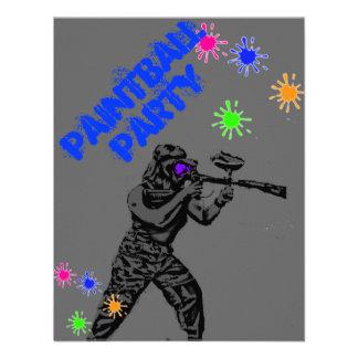 paintball invite1 custom announcement