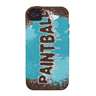 Paintball Iphone 4 4S Case
