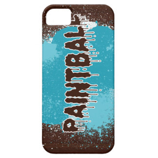 Paintball Iphone 5 Case